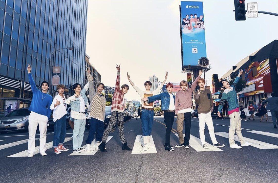 Happy NCT 127 Days My Boys! 🥳 Keep healthy & always happy! Thank you utk karya & hardwork kalian!  Semoga kalian semakin sukses 🙌🏻  Bcs you guys really deserve that! Jujur aku senang banget bisa ngestan kalian 🥺💚  #들어_축배_127데이 #NCT127_FirstLove  #127Day #NCT127