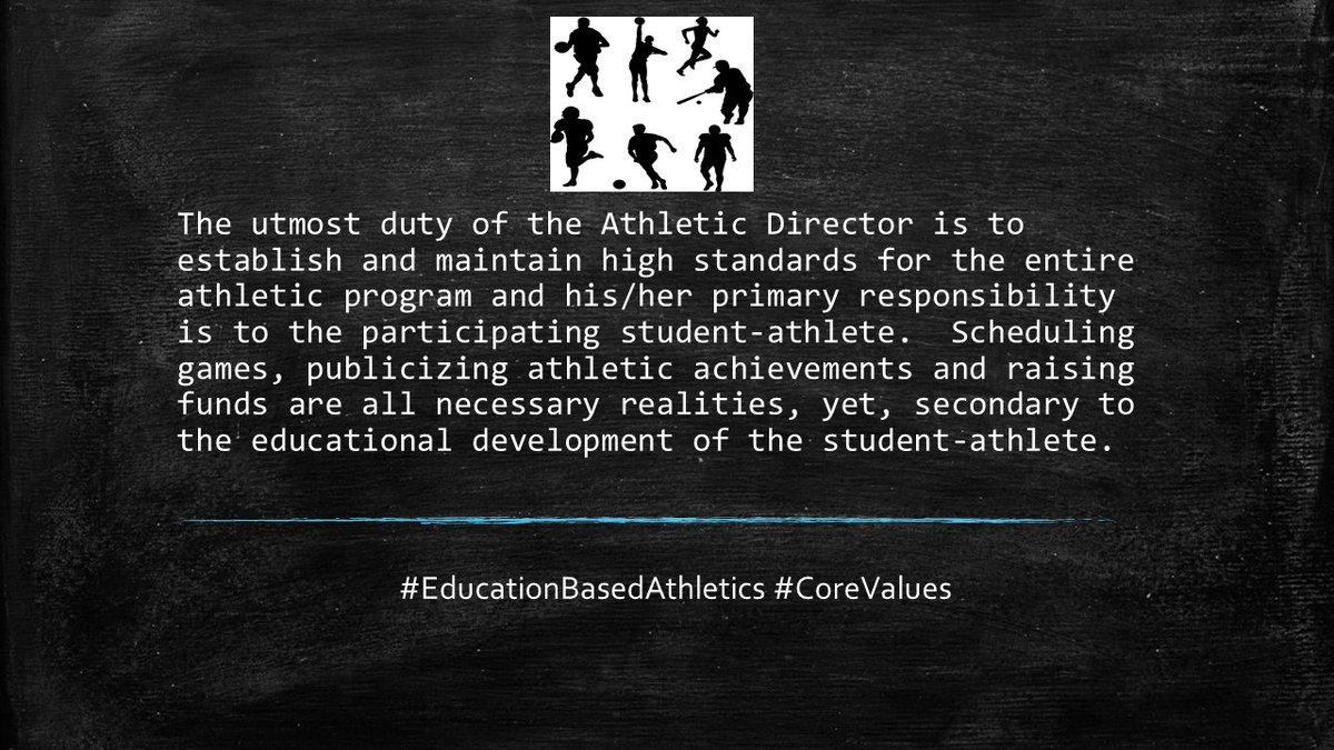 #EducationBasedAthletics #CoreValues #TuesdayVibe