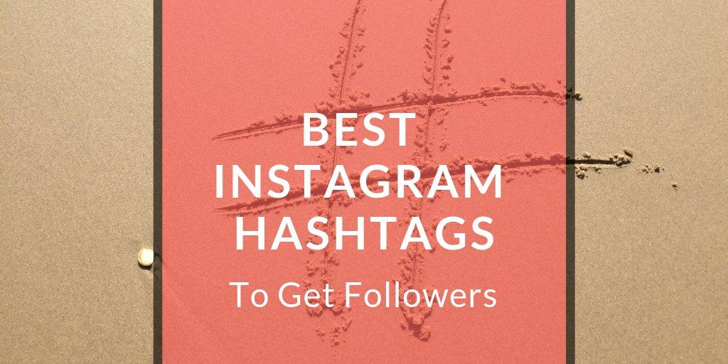 The #Best #Instagram #Hashtags to Help You Get #Followers    #hashtags #socialmedia #webstagram #tech #contestalert #instacool #popular