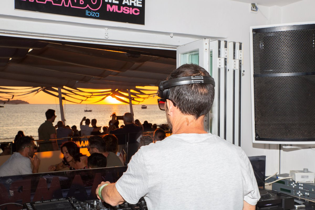What's your workday soundtrack today? Why not give @cafemamboradio a try, with fresh new shows from the worlds best DJ's every day of the week. 📻🎶 Tune in now at https://t.co/pYGhYTiRzl and also download our free app to get the sound of Cafe Mambo Ibiza 24/7😉 https://t.co/3KPR4HSHfd