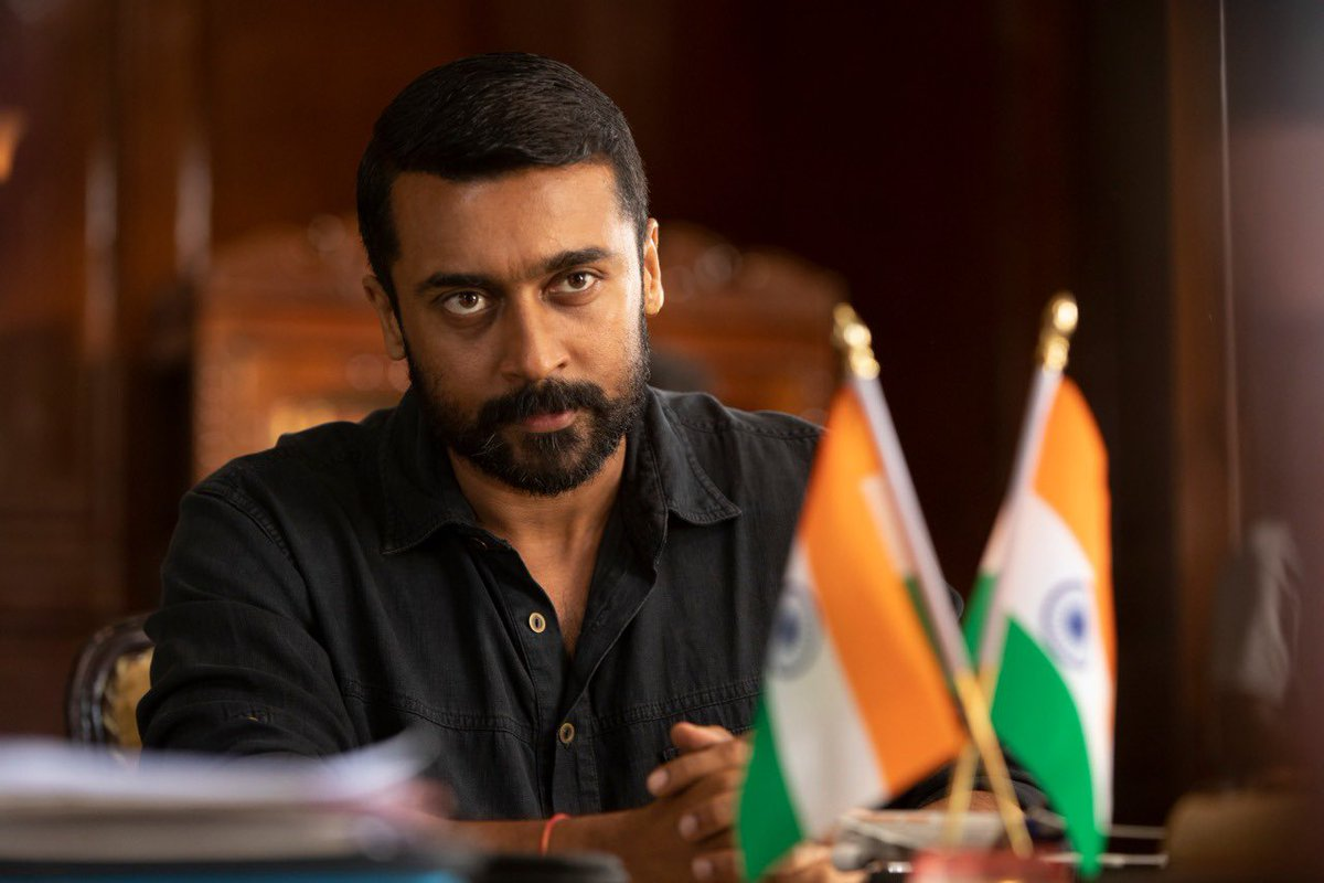 Happy Republic Day! #SooraraiPottru joins OSCARS under General Category in Best Actor, Best Actress, Best Director, Best Original Score & other categories! The film has been made available in the Academy Screening Room today 👍🏼👍🏼 @Suriya_offl #SudhaKongara @gvprakash @TheAcademy
