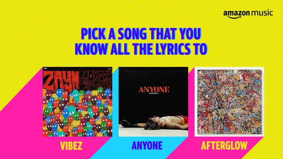 Heard a song so much that you can sing it in your sleep? 🎵   🎧