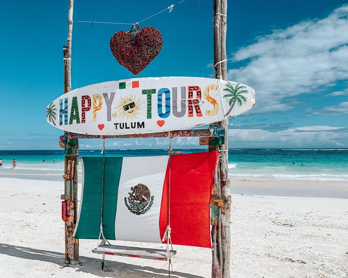 What makes you happy?  @tulum @TulumTulum @TulumLiving @DreamsTulum #Tulum #DREAM #TravelTheWorld #selfie #travelphotography #Travel #Mexico #Trending #vlog #blog #traveling #picoftheday #photography