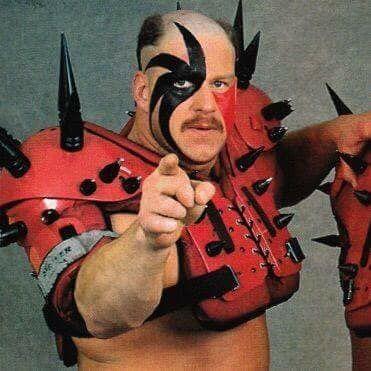 Happy birthday to #WWE #HOF superstar Road Warrior Hawk  #BeyondTheSquaredCircle #Wrestling #WCW #WWE #WWF #WrestlingCommunity #ProWrestling #RoadWarrior #Hawk