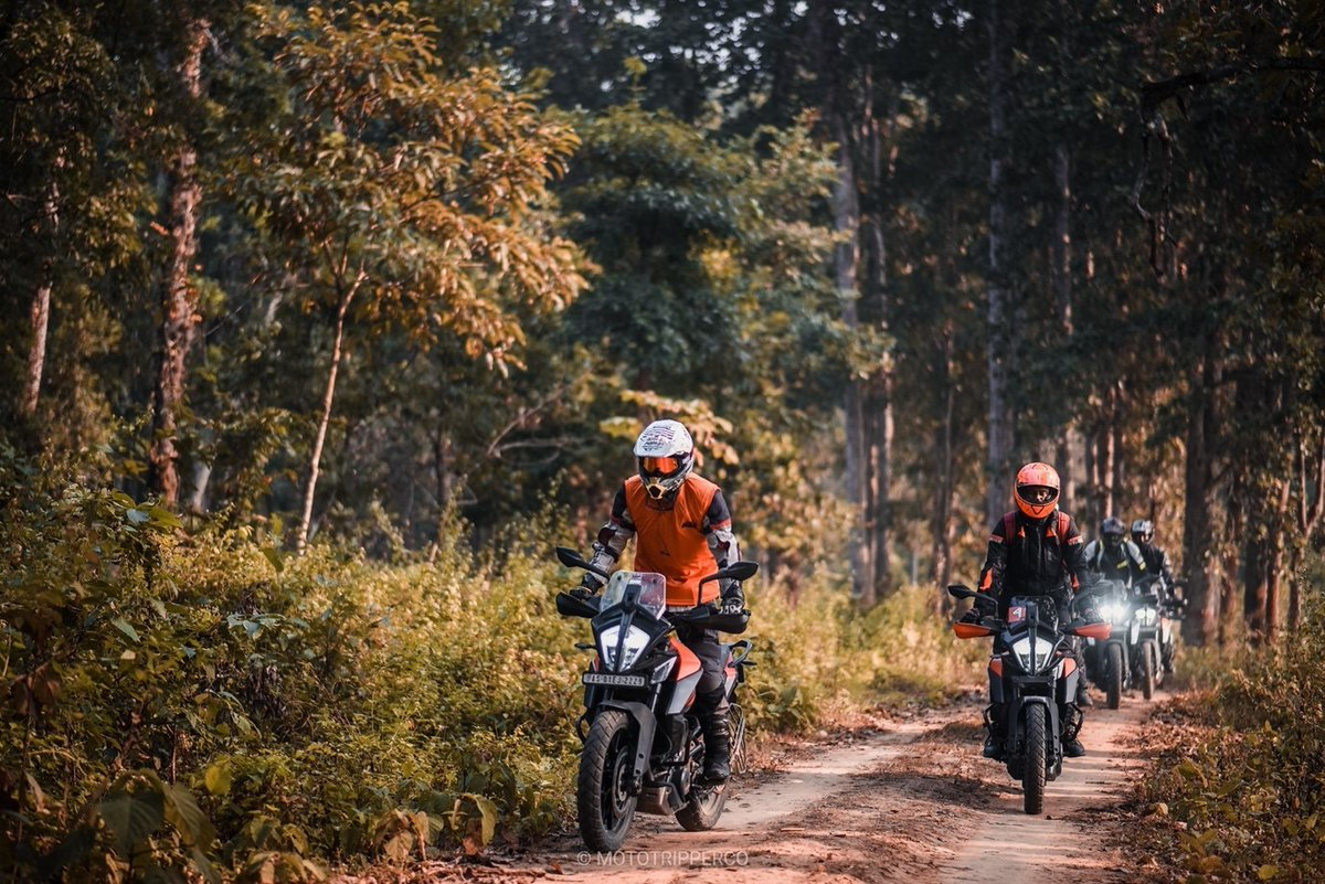 #KTM #AdventureTrails training experience launched in 10 cities: