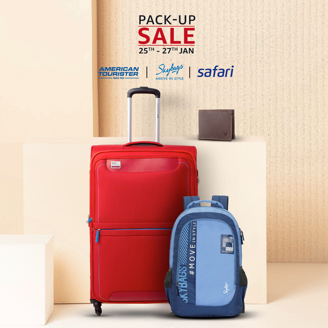 Been wanting to rediscover the joys of travelling? Here is some trendy luggage to explore from Amazon Fashion's #PackUpSale to fuel those #TravelGoals:  . . #Travelgear #Travel #Luggage #Suitcase #Backpacks #Sale #Discount #AmazonFashion #HarPalFashionable