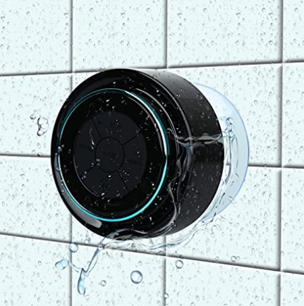 Bluetooth Shower Speakers $21.99! If you don't have a one for your shower, I cannot recommend it enough! There's something fantastic about great, upbeat music to start your #morning shower. #affiliate #deal #music #home
