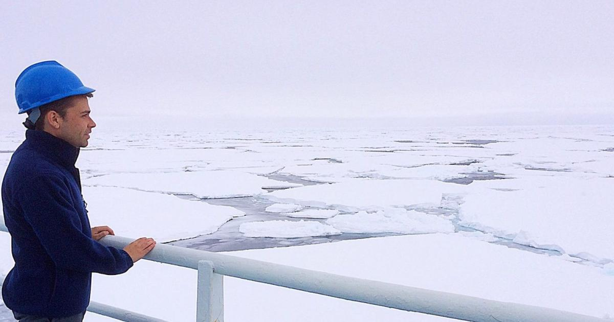 Zack Labe on Arctic climate change: 'It's important to communicate data in an accessible way' https://t.co/dqfCZJW9rX https://t.co/OEX0D9mT4g