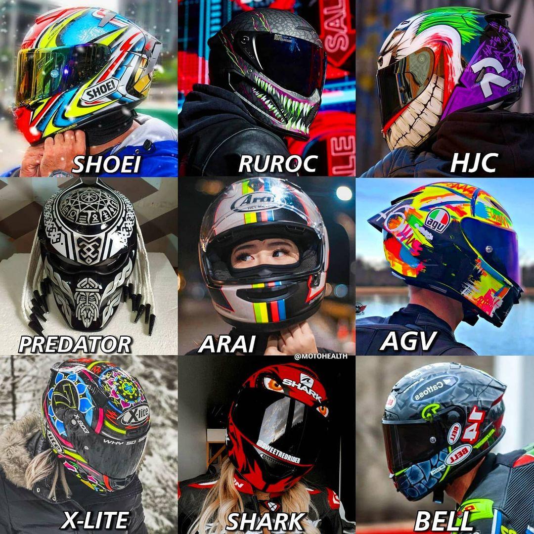 Best brand for you? 🤟 #LoveMotorcycles #HarleyDavidson #IndianMotorcycle #Triumph #Honda #Yamaha #ArenaMRV #Kawasaki @Atletico #Suzuki #BMW #Ducati #KTM #Haojue #Galo #RoyalEnfield #MotoCustom
