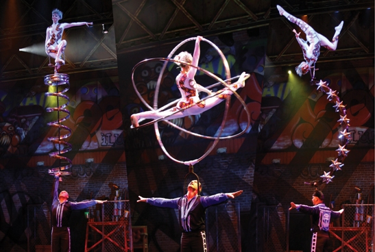 Did you catch Cirque Dreams Illumination on the #DeVosHall stage in 2008 when @BroadwayGR brought them to town?   Opening night was #OTD!