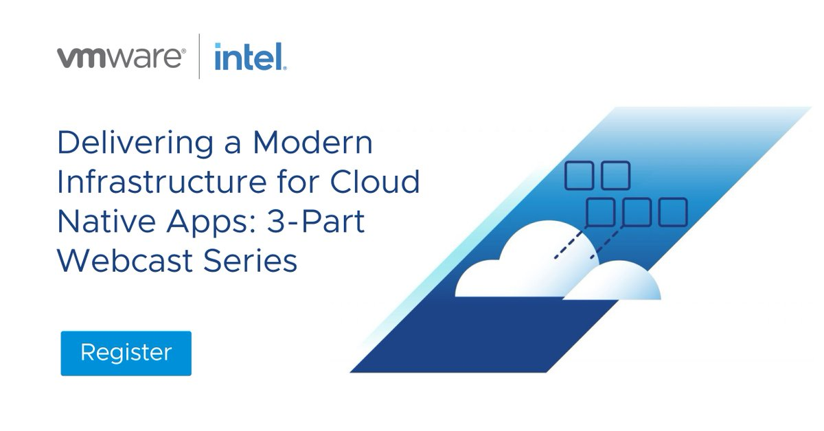 In this 3-part series, you'll learn how to deploy & manage data & storage for cloud native apps, orchestrated by #Kubernetes. Details: https://t.co/RS4oANgdbv https://t.co/XuvyHCsjkr