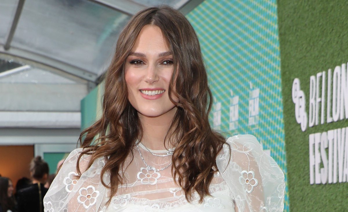 Movie star Keira Knightley says she won't act in any more sex scenes directed by men https://t.co/eyMHJPXaZJ https://t.co/7aqTREdViq