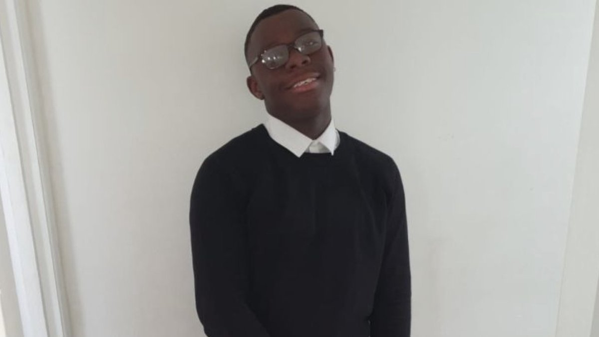 A fundraiser has been launched for the funeral of a 15-year-old murder victim. 'Keon was senselessly taken from us as his life was just beginning.'