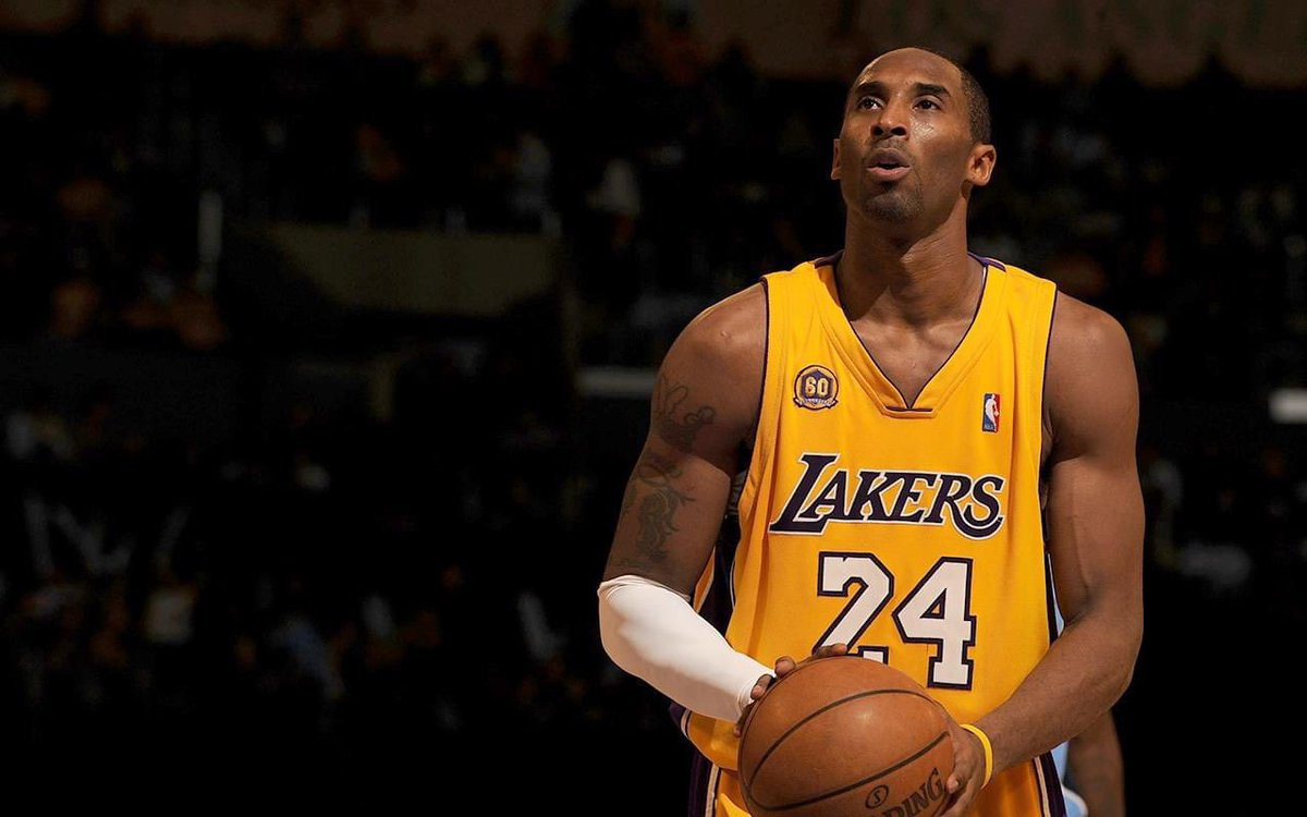 Replying to @Eyesontheballtv: RIP to the legend Kobe Bryant. His message and his legacy will live on forever 🕊❤️