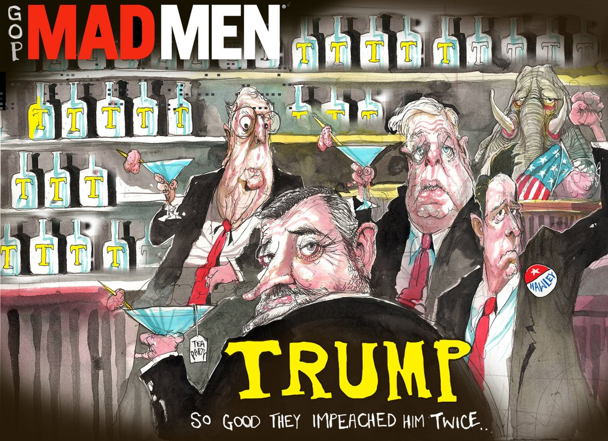 RT @roweafr: so good they impeached him twice @FinancialReview #ImpeachmentDay https://t.co/s9Of0lhGFq