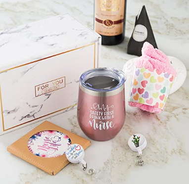 Did you know it's National Medical Group Practice Week? In our lives, #nurses have made a huge impact, so thought I'd share this fantastic gift box! The good ones deserve the best!  #affiliate #nurses #TuesdayTruth