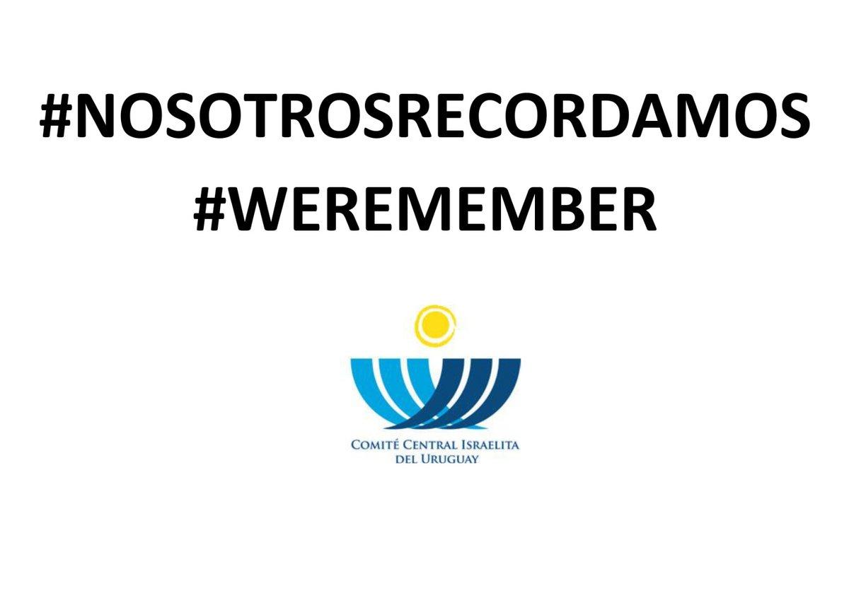 """#nosotrosrecordamos #weremember #Auschwitz Encuentro un ejemplo tras otro de cuán relativa es la verdad""""-Raoul Wallenberg, diplomático sueco, salvó miles de  judíos húngaros, desaparecido en la URSS en 1945. Declarado """"Justo entre las Naciones""""- Liceo 53 de Mont. lleva su nombre"""