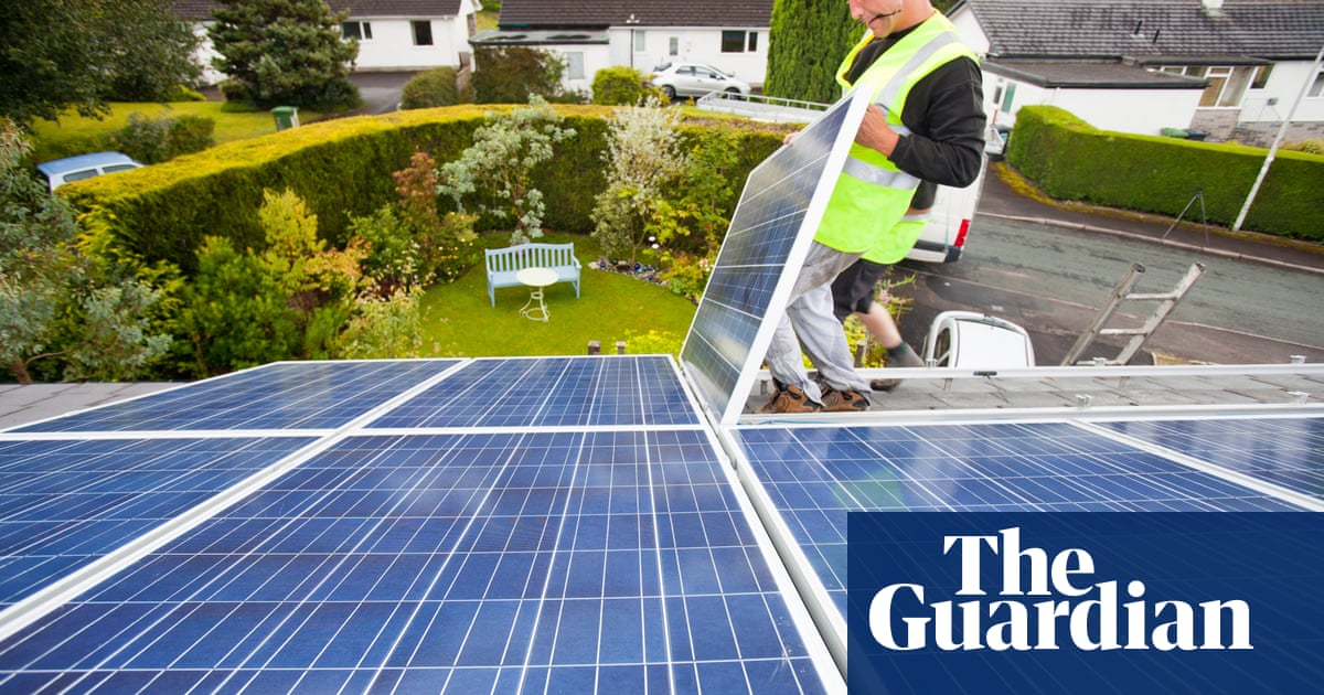 Government plans to turn England homes green 'in chaos' with debt and job losses  #ActOnClimate #watches4nature