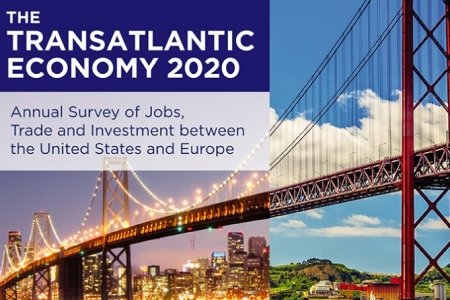 We're preparing to launch the 2021 #Transatlantic Economy Report. This publication presents the most up to date facts on the 🇪🇺🇺🇸 relationship. Have you read the 2020 edition? If you're short on time, our one-pager will bring you up to speed!  #Bestof2020