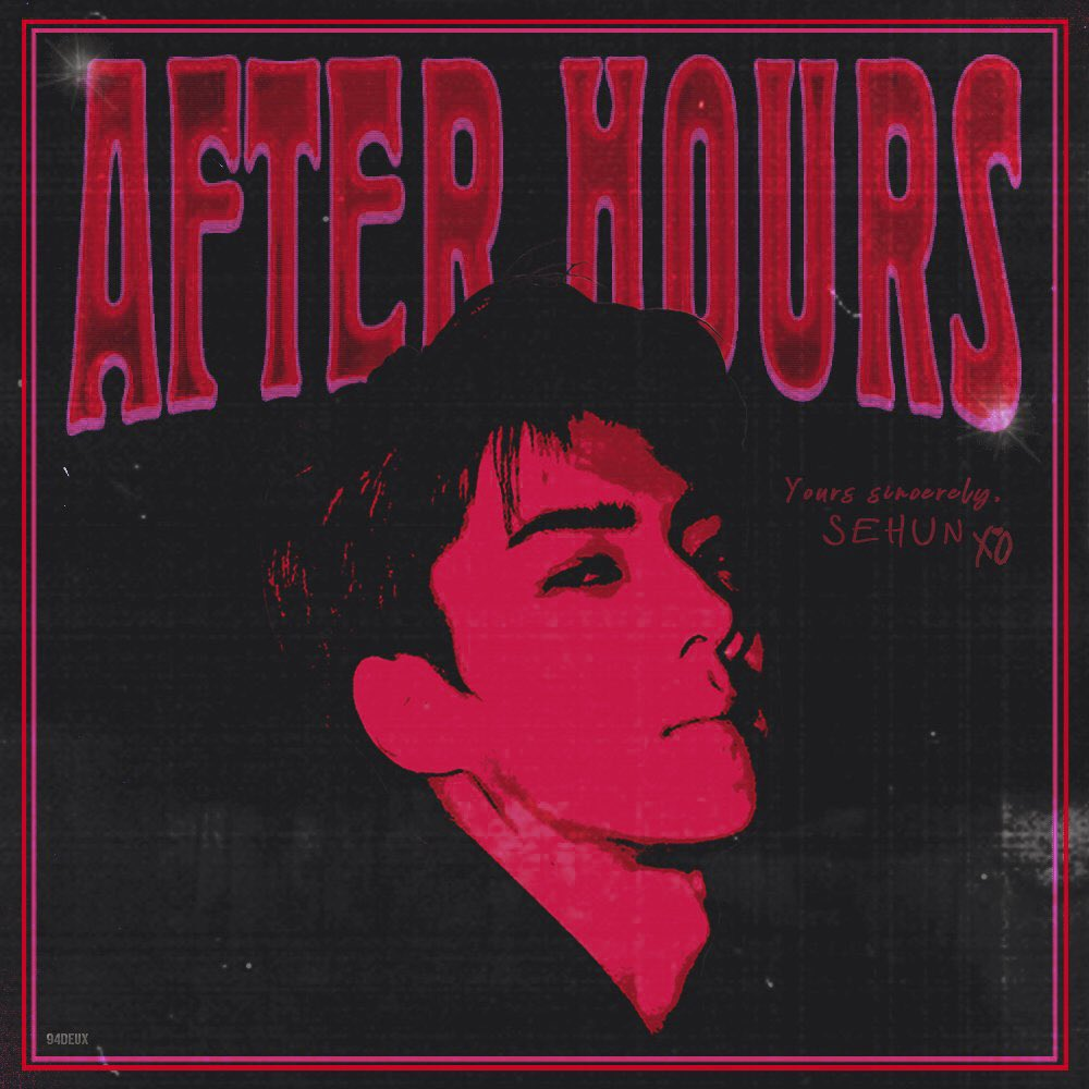 #SEHUN & #CHANYEOL: After Hours