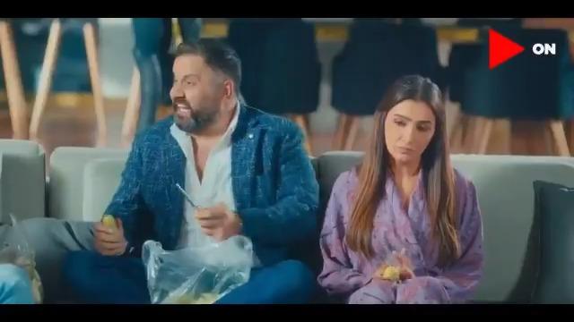 دخلة مجدي بمحشي الكوسة تموت من الضحك🤣🤣.. بس عرف إزاي يرجع لـ #لؤلؤ حماسها للشغل 😉 #ON
