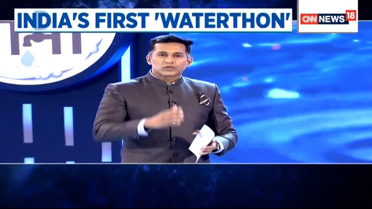 We should all try to create awareness among the people to not dump waste in water: Sudarsan Pattnaik (@sudarsansand) @harpic_india| #MeriJalPratigya   Join #MissionPaani Waterthon with @akshaykumar, @AnchorAnandN  & @shreyadhoundial