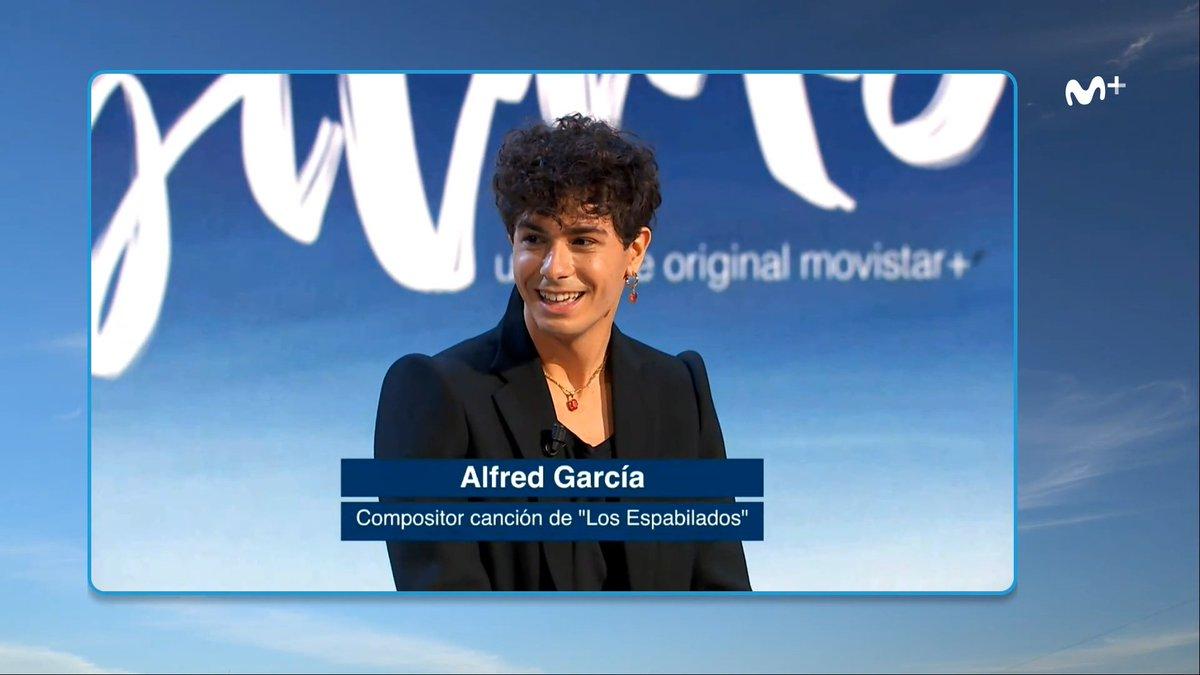 Así nació la canción de #LosEspabilados de @alfredgarcia. El tema principal de nuestra serie.