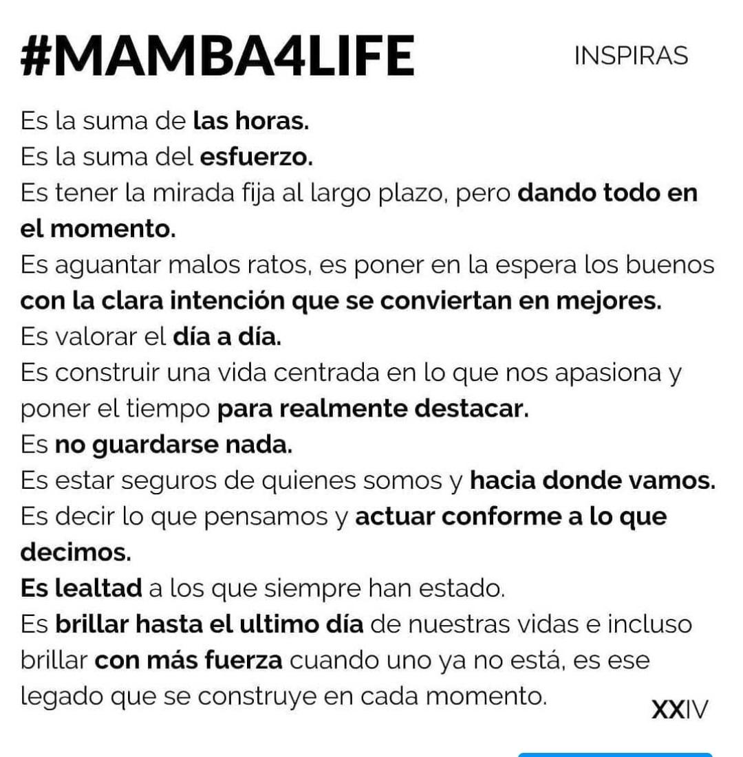 #MambaForever https://t.co/OiV6KfkHRN
