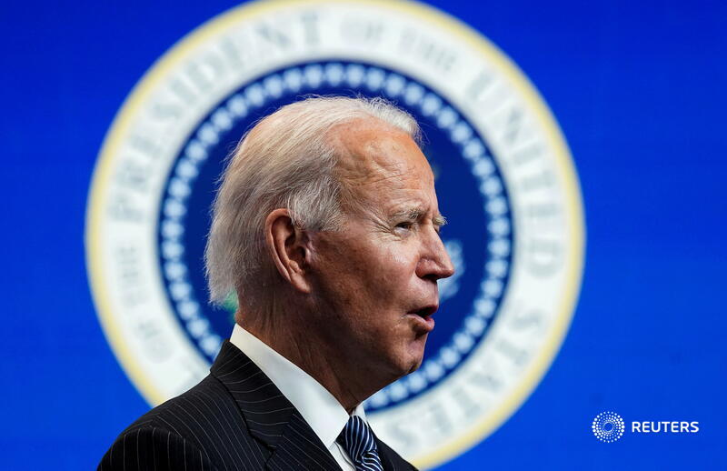 Joe Biden is poised to issue executive actions scaling back the use of private prisons and placing new limits on the transfer of military equipment to local law enforcement, according to a person familiar with the matter and a planning document