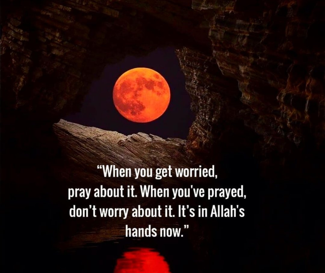 Prayer is invisible but it makes the impossible possible. It's Allah's Job to work the wonders. Our part is simple: pray, believe and wait His timing.. #DarknessToLight #tuesdaymotivations