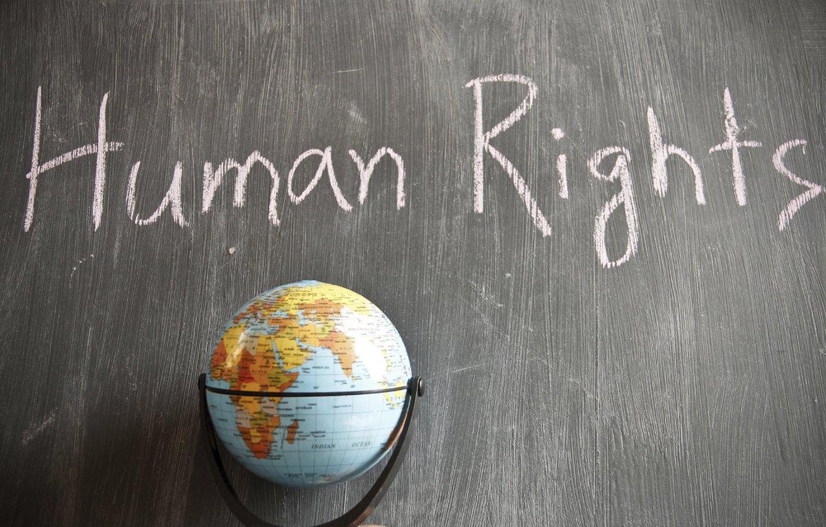 """""""بيولوجيًا، فإن #حقوق_الإنسان لا يمكنها أن تتأسس على الطبيعة البشرية، لأن حقيقة هذه الطبيعة ليست """"مساواتية"""" (على عكس الكونية) ولا هي سلمية (على عكس الحق في الحياة) ولا هي معزولة عن العلاقات (على العكس من الفردانية)."""