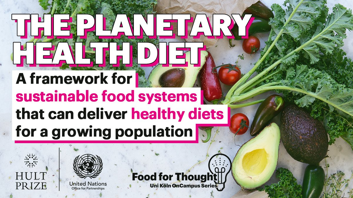 Our #tuesdayvibe : the #planetaryhealthdiet, a framework developed by the EAT-Lancet-Commission on #Food #Planet #Health to tackle the intersection of healthy #diets, #sustainable food production and the demands of a growing population. @EATforum  @TheLancetPlanet #foodforgood