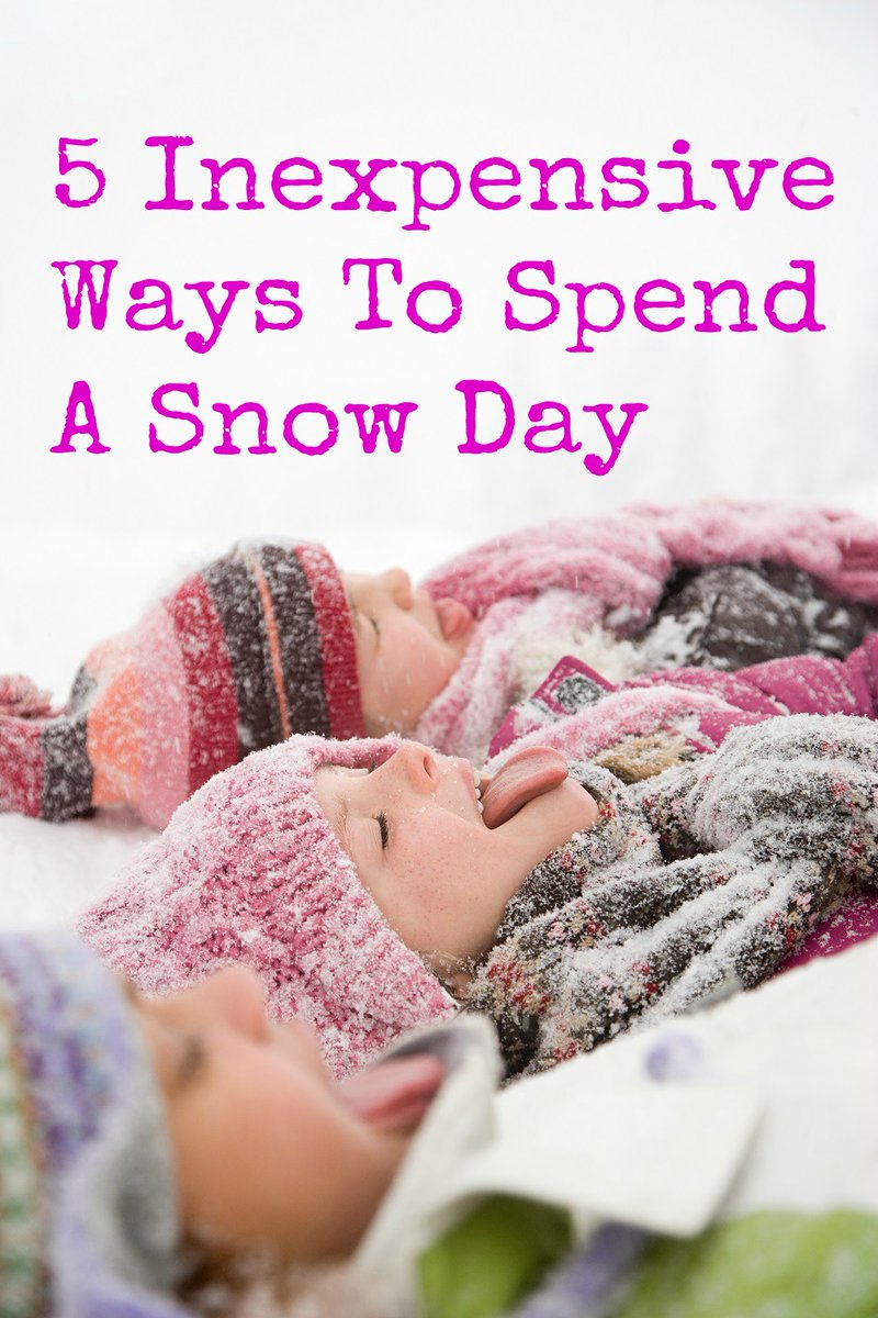 It's another #snowday here in #Iowa with over a foot of snow to dig out from. If you got hit with this #winter weather as well, here are some fun ways to spend a #snow day.
