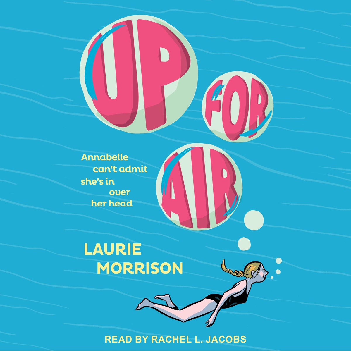UP FOR AIR is coming out as an audiobook from Tantor Media a week from today, on 2/2! I'm so happy Annabelle's story will be available in this format and so happy it's read by the talented Rachel L. Jacobs!! tantor.com/up-for-air-lau…