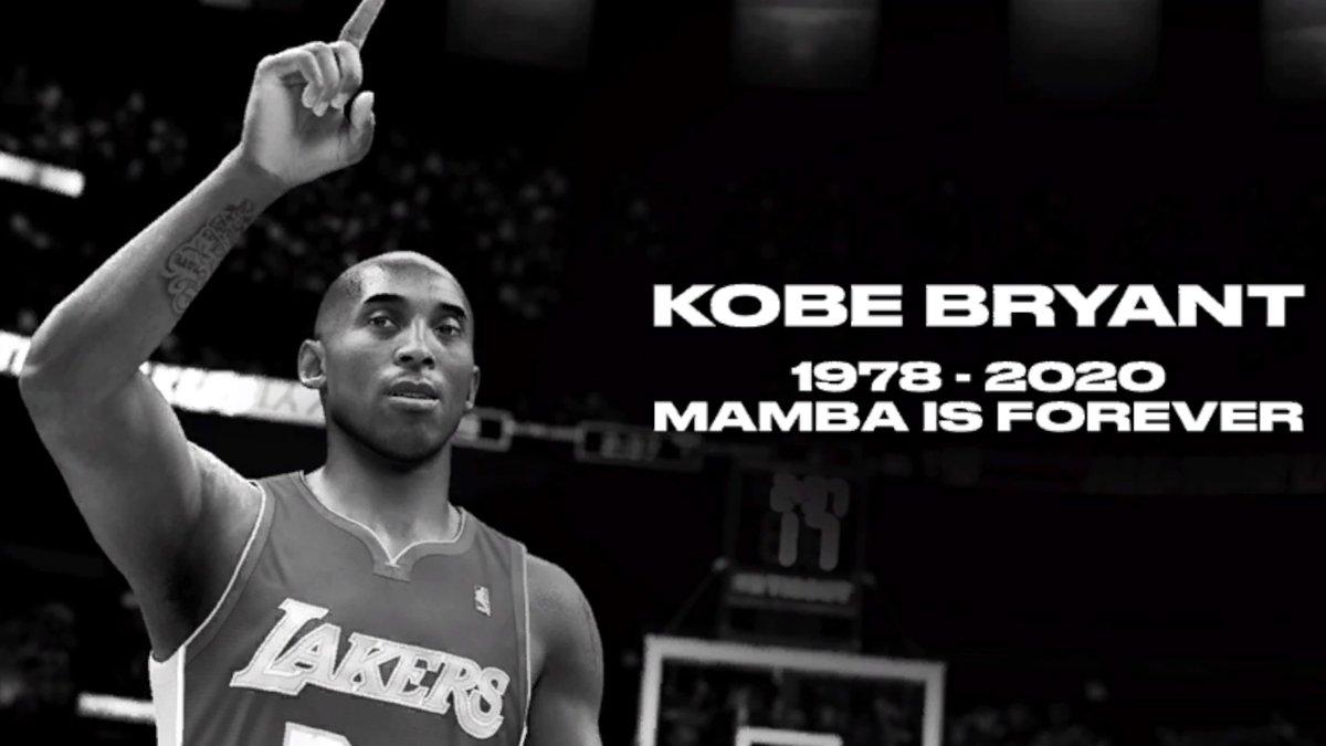 RIP Kobe - #MambaForever #PS5Share, #NBA2K21