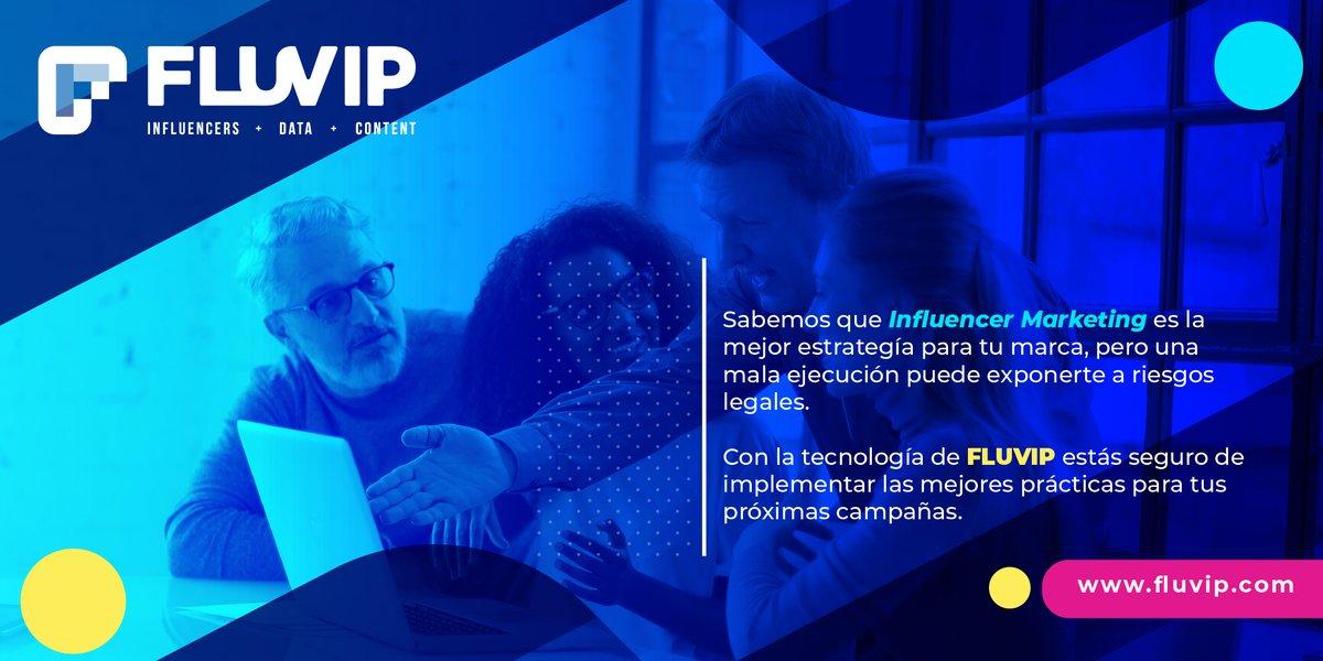 En FLUVIP te asesoramos con lo que puedes y no puedes hacer con los contenidos generados por los Influencers para tu marca.  Entra ya a  y deja tus campañas de Influencer Marketing con los expertos.   #ftcguidelines #influencermarketing #influencers #FLUVIP