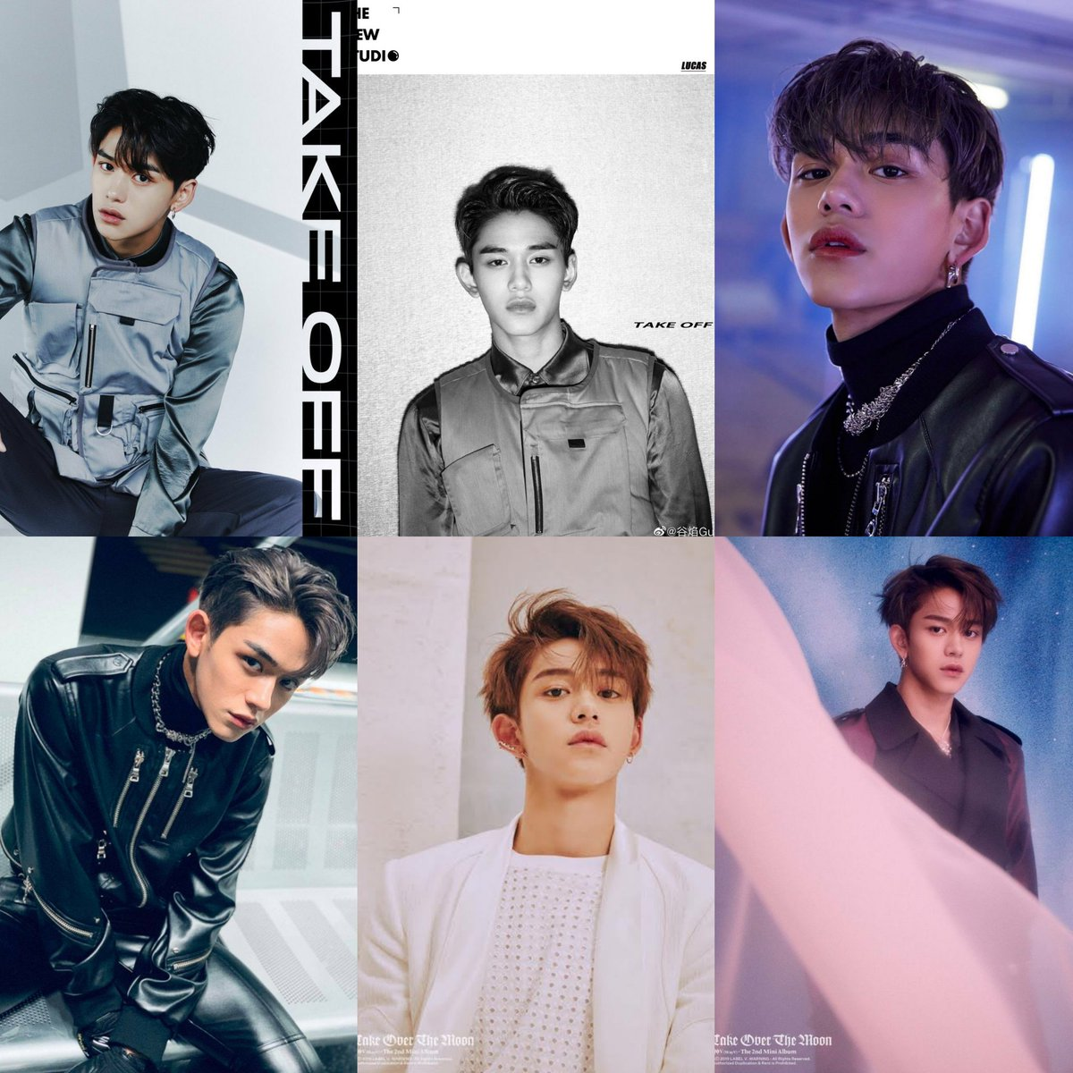 TAKE OFF AND TAKE OVER THE MOON ERA These were the eras that caught my attention. 😍😍💛💛  Lucas can pull off any concept. 🥰   #HAPPYLUCASDAY #黄旭熙0125生日快乐 #우리의_에너지_루카스_생일축하해 #LUMISLOVELUCAS #Lucas22ndwithlumis