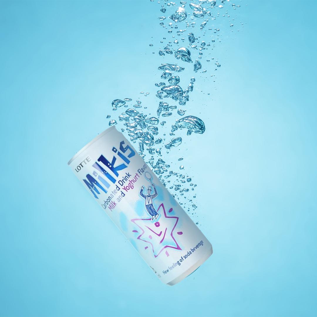 رشفة من الإنتعاش والإرتواء #ميلكيز #مشروب_غازي #صودا #عصيرات_السعودية #مشروب_الصيف #سايدر    #مشروبات #السعودية #جدة #ميلكيز_السعودية #Milkisksa #milkis #softdrink  #SouthKorean #beverage #SaudiArabia #saudia #ksa #milk #creamy #lotte #soda