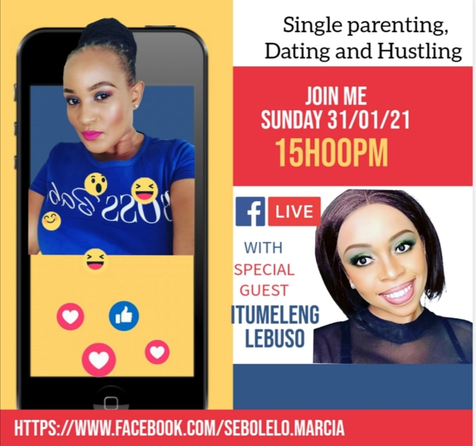 #Studies #singleparenting #fulltime #employed, #hustling and #dating. How do you manage? Tough but its doable if not 1 will always be compromised, but which 1 in her case was compromised? Well we will chat about the #challenges and the wins with @Mohatsanaka. #sundayvibes 💃💃 https://t.co/664JnF2IRC