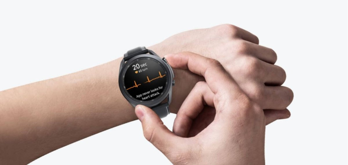 Samsung rolls out Blood Pressure and ECG feature to Watch 3 and Active 2 for 31 countries  #Samsung #GalaxyWatch3 #GalaxyWatchActive2 #ECG #BloodPressure #EU #Update