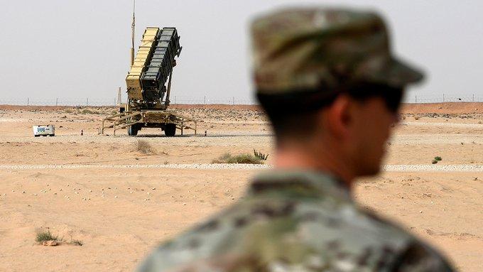 US exploring new bases in Saudi Arabia amid Iran tensions Photo