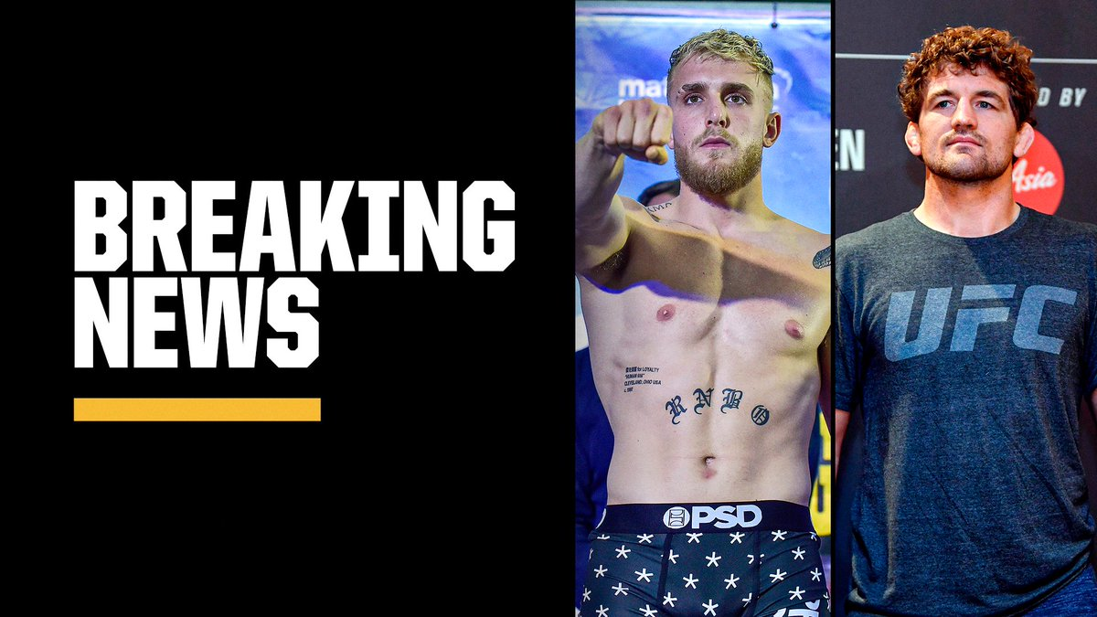 Internet personality turned pro boxer Jake Paul will fight former UFC fighter Ben Askren in an eight-round pro boxing match on April 17, Triller Founder Ryan Kavanaugh told @arielhelwani.