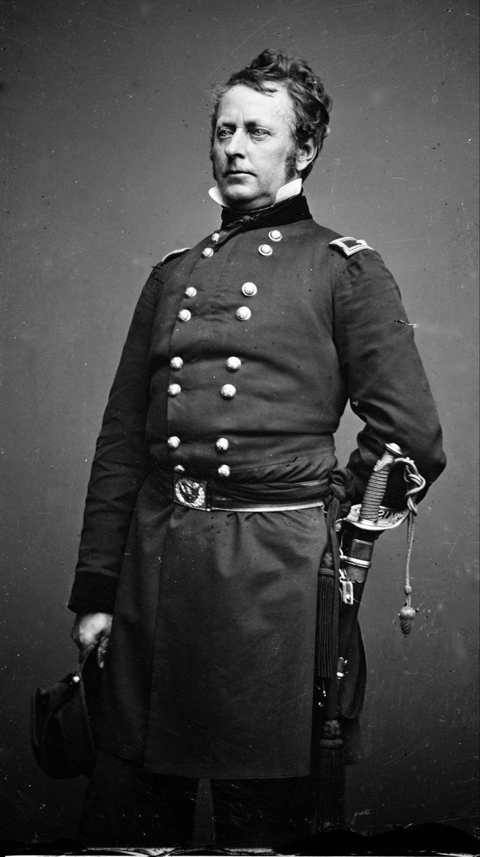 "#OTD in #Presidential #History: Jan. 26, 1863 - President Lincoln replaced Army of the Potomac Gen. Burnside with Gen. Hooker after a disastrous assault on Fredericksburg. Hooker's moral boosting methods for the army may have helped popularize the term ""Hooker"" for prostitutes."