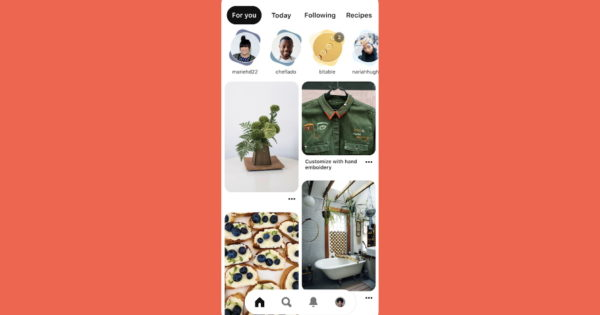 #ADVERTISING NEWSWIRE: Pinterest Adds Story Pins Following Streams to Android, iOS Apps  #marketing #socialmedia #influencermarketing