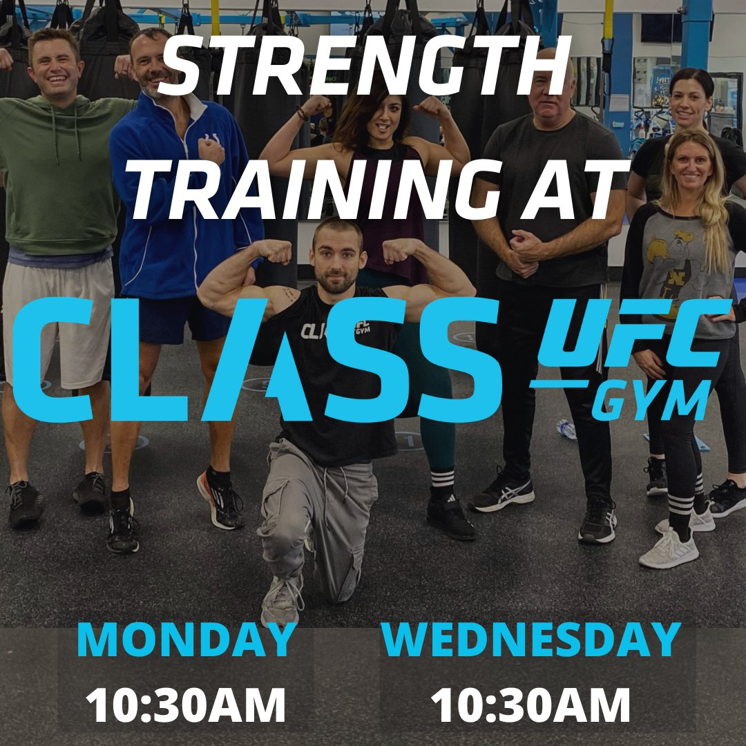 If you missed Monday's Leg Day, don't sweat it! We'll be back Wednesday at 10:30a to give you that burn...Join us!!  317-207-6738 14741 Hazel Dell Crossing Suite 700 Noblesville, IN 46062  #weighttraining #strengthtraining #lifting #classufcgymnoblewest #ufcgym #resistance