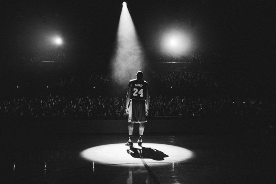 """The most important thing is to try and inspire people so that they can be great in whatever they want to do.""  Mission accomplished.   Rest In Peace Kobe."