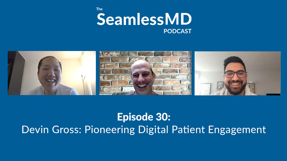"NEW episode is up!  ""Pioneering Digital Patient Engagement"" ft. Devin Gross, MBA, former CEO of Emmi Solutions  Show notes: https://t.co/4QCvWbOYbi  YouTube: https://t.co/AjbZ5hBtTz  Spotify: https://t.co/gLzyTOLlBK   Apple Podcasts: https://t.co/4BImUZ2tPL  Enjoy! https://t.co/d11v45M7FG"