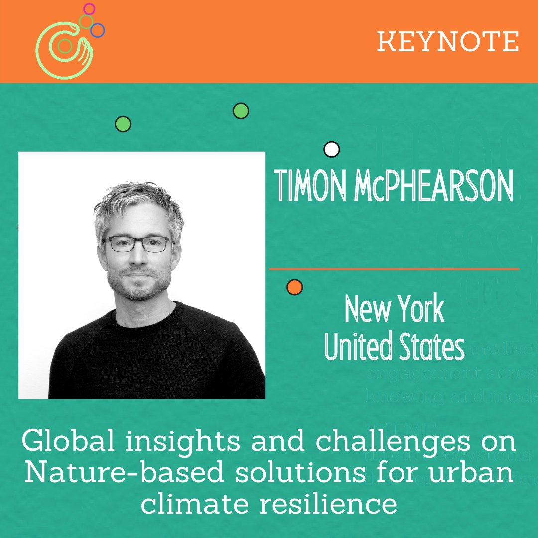 The USL's @timonmcphearson will be a Keynote Speaker at the upcoming @TNatureOfCities Festival (Feb. 22 - 26th). Timon joins a diverse group of scientists, artists, and activists working towards a greener future. To register and learn more visit: