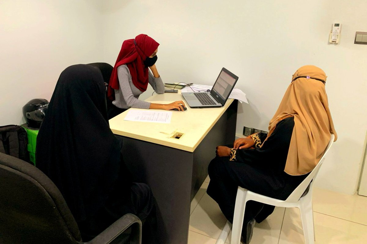 Trigger warning!  As a women one of the most disheartening things i had to learn through the process of helping out people file complaints for hiyaa flat temp lists, were the stories of divorced wives.  Some of them lived in husband's place given for the kids, because