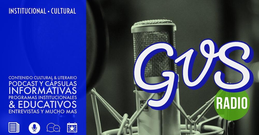 #GVSRadio - Recuerda que estamos estrenando canal de Spotify GVS, dale play y síguenos para contenido podcast y más.  ¡Entra y descubre! 🎙   #FelizMartes #GVSonline #EveryoneCanCreate